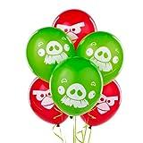 Angry Birds Latex Balloons 怒っている鳥ラテックスバルーン♪ハロウィン♪クリスマス♪