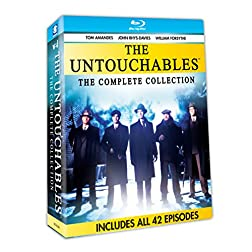 The Untouchables/The Complete Collection//includes all 42 episodes [Blu-ray]
