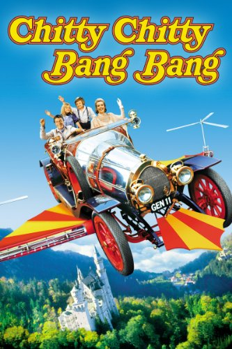 Amazon.com: Chitty Chitty Bang Bang: Dick Van Dyke, Sally