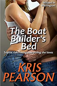 The Boat Builder's Bed by Kris Pearson ebook deal