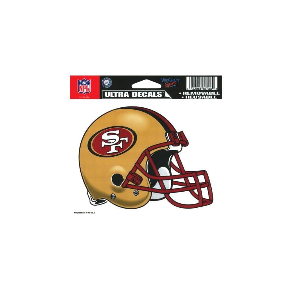 San Francisco 49ers   Logo Decal