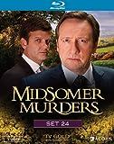 Image de Midsomer Murders, Set 24 [Blu-ray]