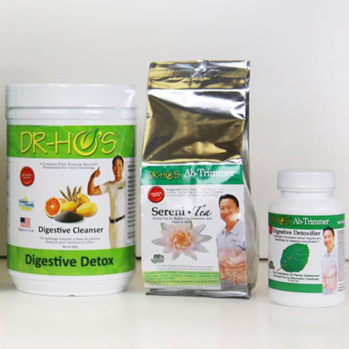 Drho 2000u Detox Digestive 30day Plan System Helps Clean Your