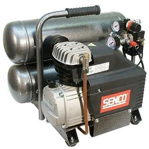Senco PC1131 Compressor 100 PSI, 2.5 HP, 4.3-Gallon
