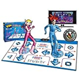DDR Game Dance Dance Party Mix 16-Bit Graphics TV Twin Pro Two-Player Plug-N-...