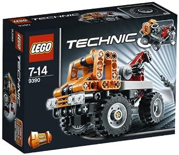 LEGO Technic - 9390 - Jeu de Construction - La Mini-Dépanneuse