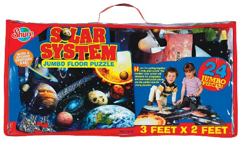 Cheap Fun Shure Solar System Floor Puzzle (B000W4IUCE)