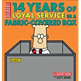 14 Years of Loyal Service in a Fabric-Covered Box: A Dilbert Bookpar Scott Adams