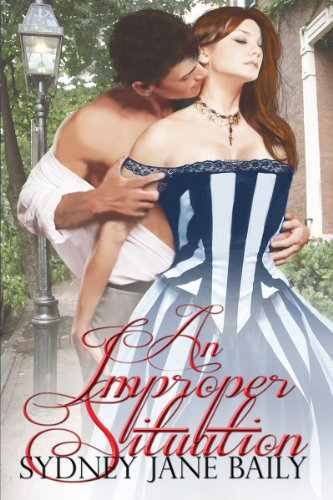 Book: An Improper Situation by Sydney Jane Baily