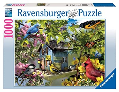 Ravensburger Time for Lunch - 1000 Piece Puzzle by Ravensburger