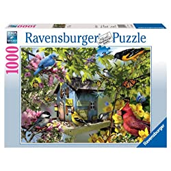 [Best price] Puzzles - Ravensburger Time for Lunch - 1000 Piece Puzzle - toys-games