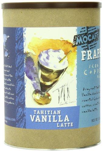 Tahitian Vanilla Frappe