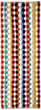 Harilla Designer Dot Cotton Runner - Multicolor