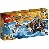 Lego Legends Of Chima - Playthèmes - 70220 - Jeu De Construction - La Moto Sabre