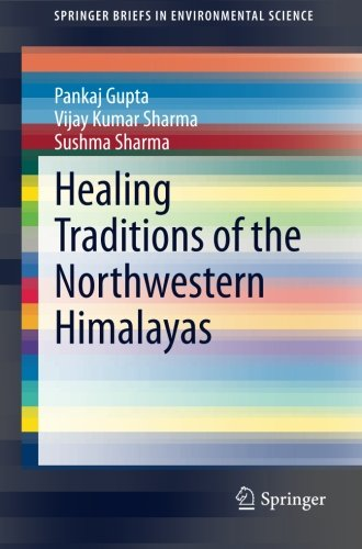 Healing Traditions Of The Northwestern Himalayas (Springerbriefs In Environmental Science)