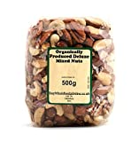 #1: Organic Deluxe Mixed Nuts 500g