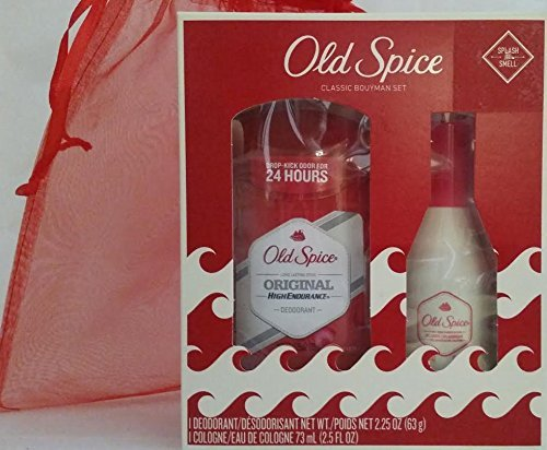 Old Spice Original Mens Gift Set- Includes Deodorant and Cologne