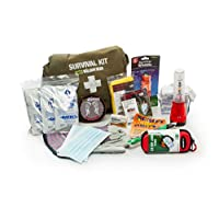 AMC The Walking Dead One Person Survival Kit