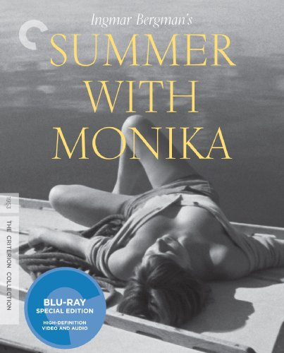 Cover art for  Summer with Monika (The Criterion Collection) [Blu-ray]