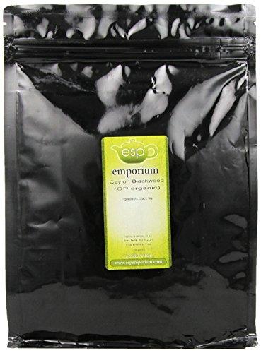 Esp Emporium Ceylon Organic Black Tea, Blackwood, 17.64 Ounce