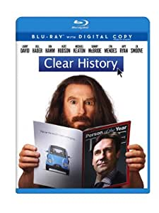 Clear History [Blu-ray]