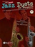 Gordon Goodwin's Big Phat Jazz Saxophone Duets: Featuring Gordon Goodwin and Eric Marienthal, Book & CD (Jazz Duet Series)