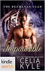 Southern Shifters: Impawsible (Kindle Worlds Novella) (Buchanan Clan Book 1)