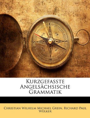 Kurzgefasste Angelschsische Grammatik