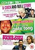 Funny Threesome Boxset (A Cock And Bull StoryAll Gone Pete TongGrand Theft Parsons) [DVD]