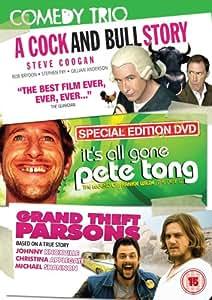 Cock and Bull Geschichte DVD