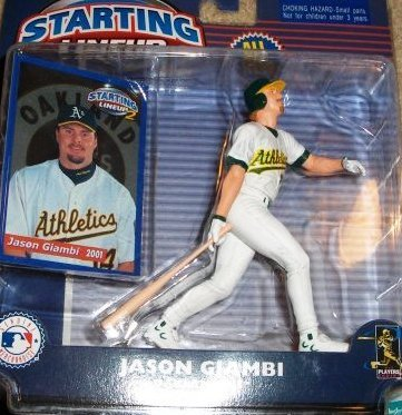 Jason Giambi MLB Starting Lineup 2