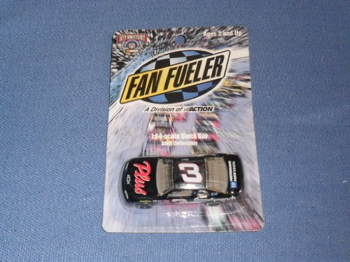 1998 Dale Earnhardt #3 Goodwrench Plus 1/64 NASCAR Diecast . . . Fan Fueler . . . Racing Champions