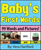 img - for First Words for Babies and Toddlers - 99 Words and Pictures book / textbook / text book