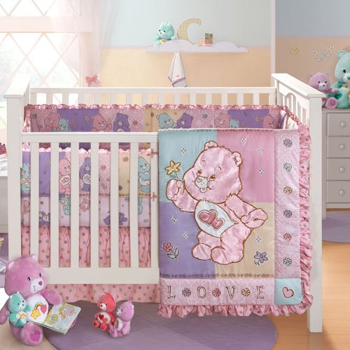 Care Bears Crib Bedding Care Bears 4 Crib Bedding Set Walmart Care Bears Bedding Crib Set