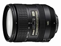 Nikon 16-85mm f/3.5-5.6G AF-S DX ED VR Nikkor Wide-Angle Telephoto Zoom Lens for Nikon DSLR Cameras from Nikon