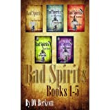 Bad Spirits - Books 1-5 (Novella) (A Kate Jones Thriller)