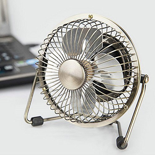 Little Desk Fan : Edating usb desk fan powerful airflow electrocoppering