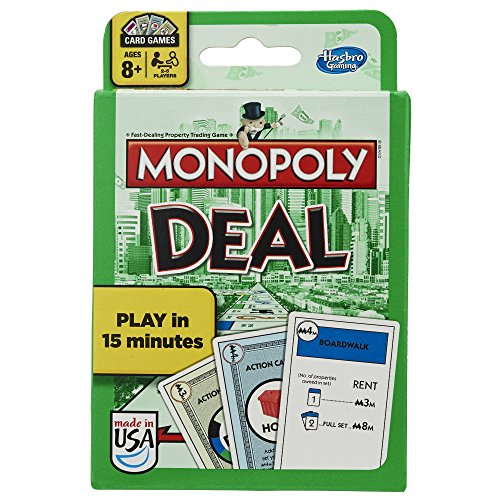 Monopoly Deal Card Game - 1