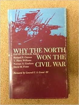 Who won the civil war north