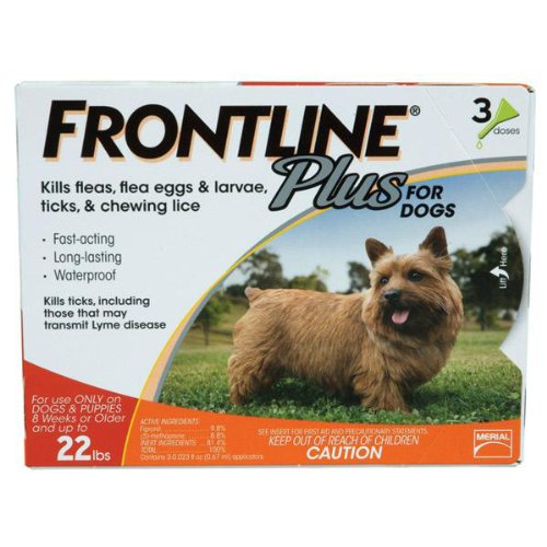 merial-frontline-plus-flea-and-tick-control-for-5-22-pound-dogs-and-puppies-3-dose