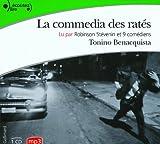 """Afficher """"La commedia des ratés"""""""