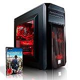 Megaport Gaming PC Intel Core i7-6700K • GeForce GTX1070...