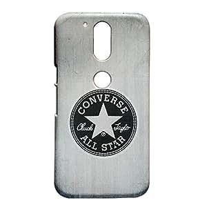 Fancy Interio Motorola Moto G4/ Moto G4 Plus - White Converse Chuck Taylor All Star.