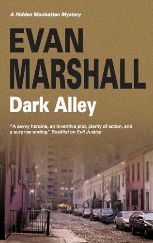 Dark Alley (Hidden Manhattan Mystery)