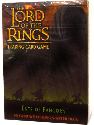 Lord of the Rings Card Game Theme Starter Deck Ents of Fangorn Witch-King
