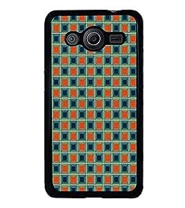 ifasho Designer Phone Back Case Cover Samsung Galaxy Core 2 G355H :: Samsung Galaxy Core Ii :: Samsung Galaxy Core 2 Dual ( Colorful Pattern Design Prisma )