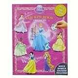 ディズニー(Disney)プリンセス シールブック 並行輸入品