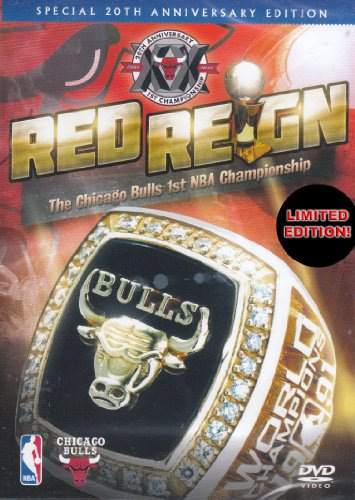 Red Reign: The Chicago Bulls 1st NBA Championship [DVD] (2011) - Michael Jordan (DVD - 2011) at Amazon.com