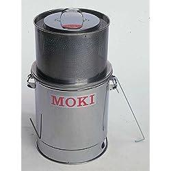 煙公害対策 家庭用焼却炉 ダイオキシンクリア 焚き火どんどん60L