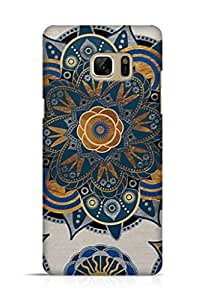 Cover Affair Artistic Printed Back Cover Case for Samsung Galaxy Note 7
